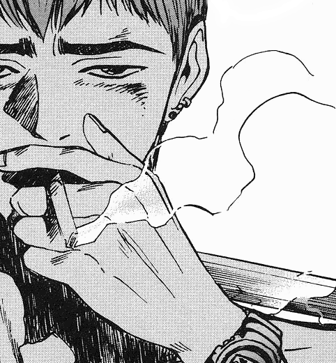 Eikichi Onizuka, héros de GTO dont Nekfeu emprunte maintenant le nom