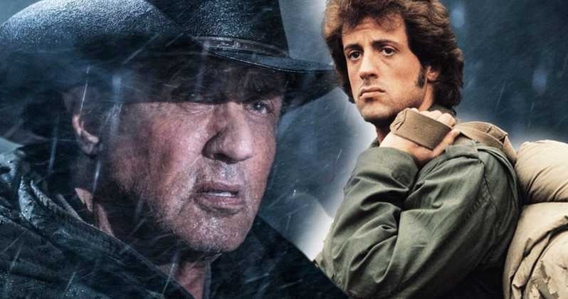 Rambo, évolution entre le 1er et le dernier film