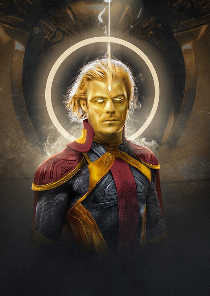 Zac Efron en Warlock