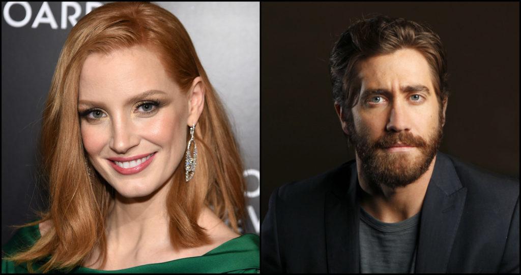 Jessica Chastain et Jake Gyllenhaal