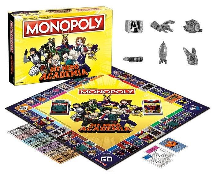 Monopoly MHA