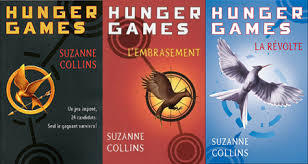 les livres Hunger Games