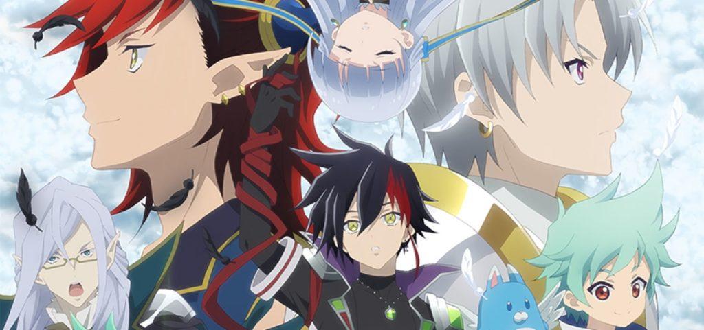 Shironeko animé saison 1