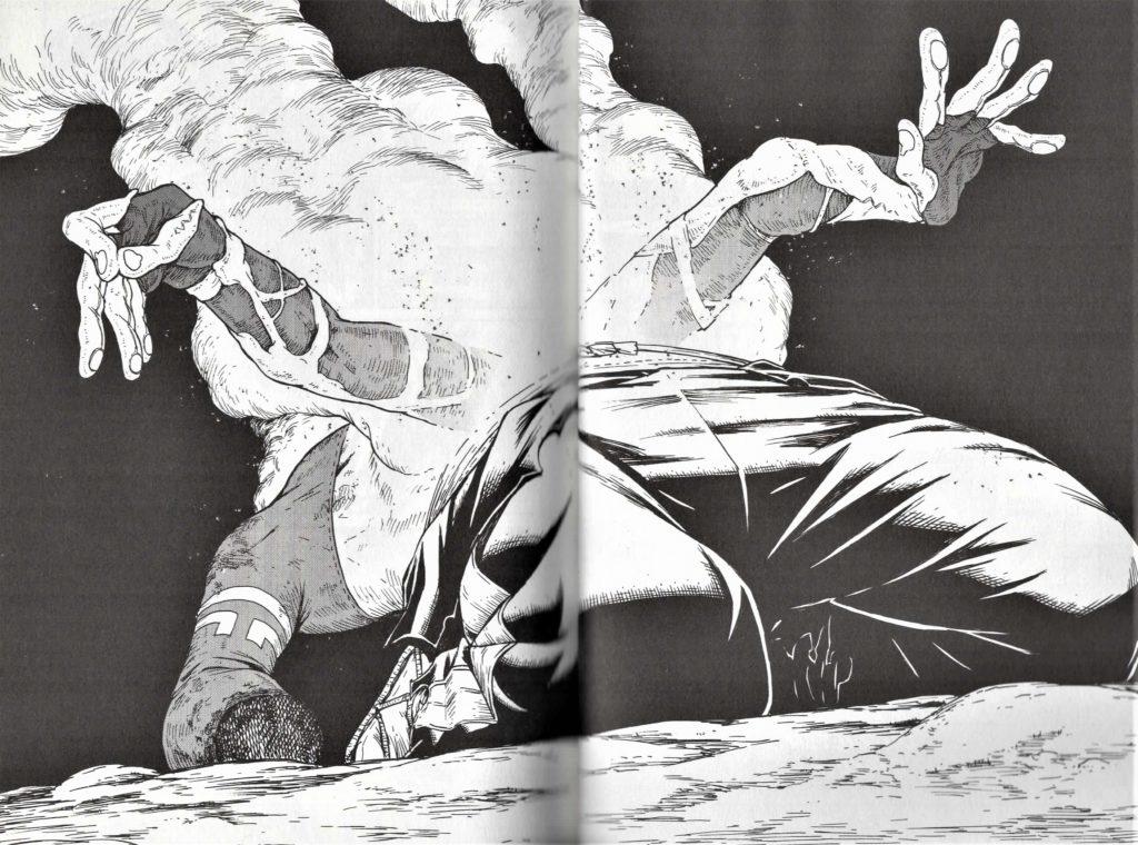 Buchimaru Chaos, extrait tome 3