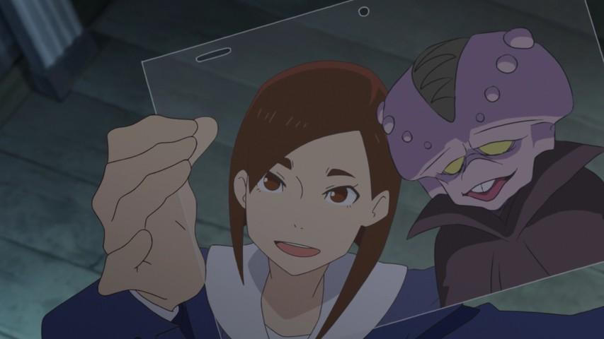 Visuel issu de l'animé Keep Your Hands Off Eizouken