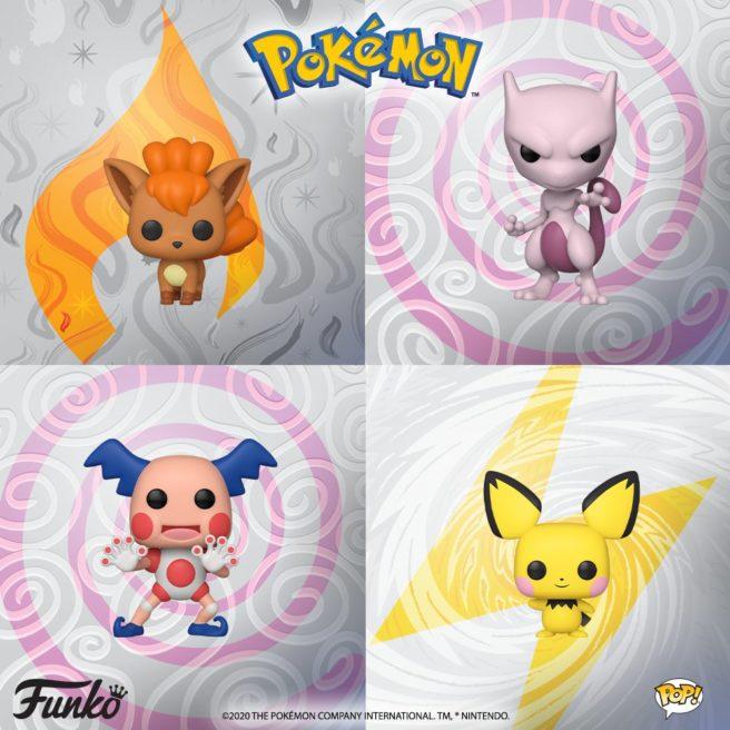 Funko Pop Pokémon Toy Fair 2020