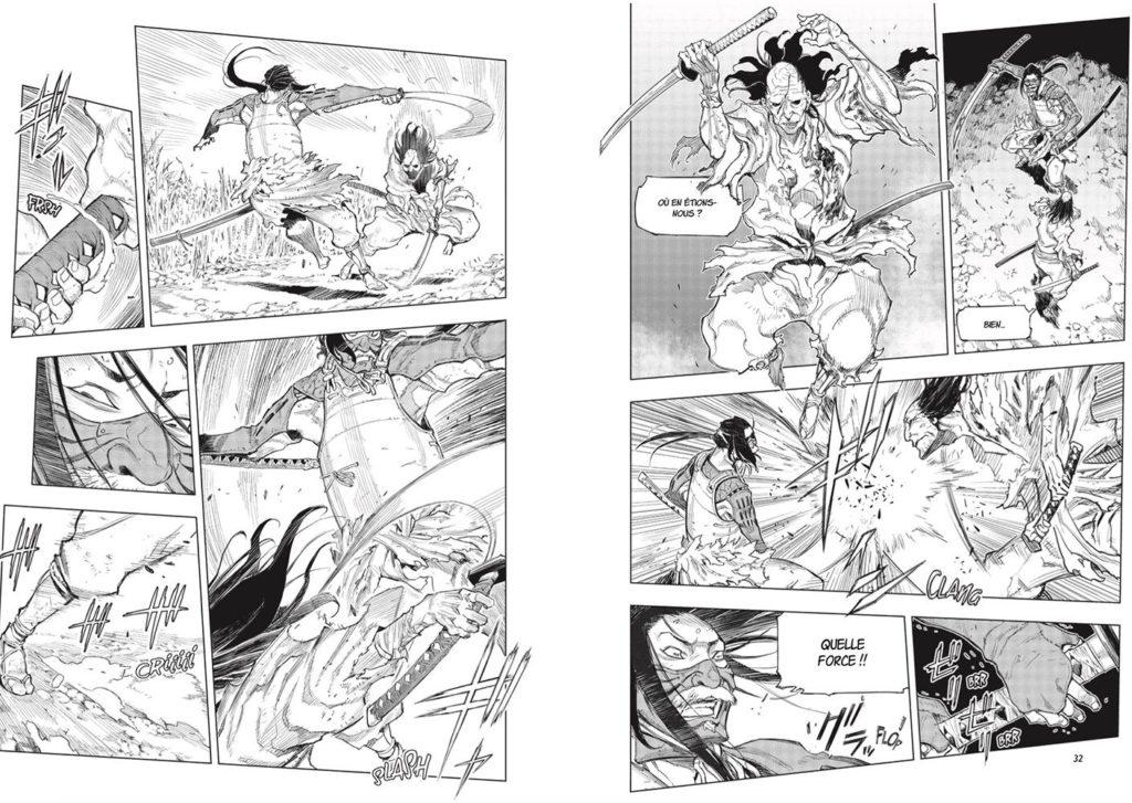 Sekiro Hanbeï l'immortel manga date de sortie