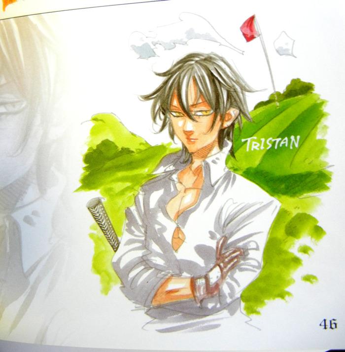 Tristan, suite de Seven Deadly Sins, Nanatsu no Taizai 4 Cavaliers de l'Apocalypse