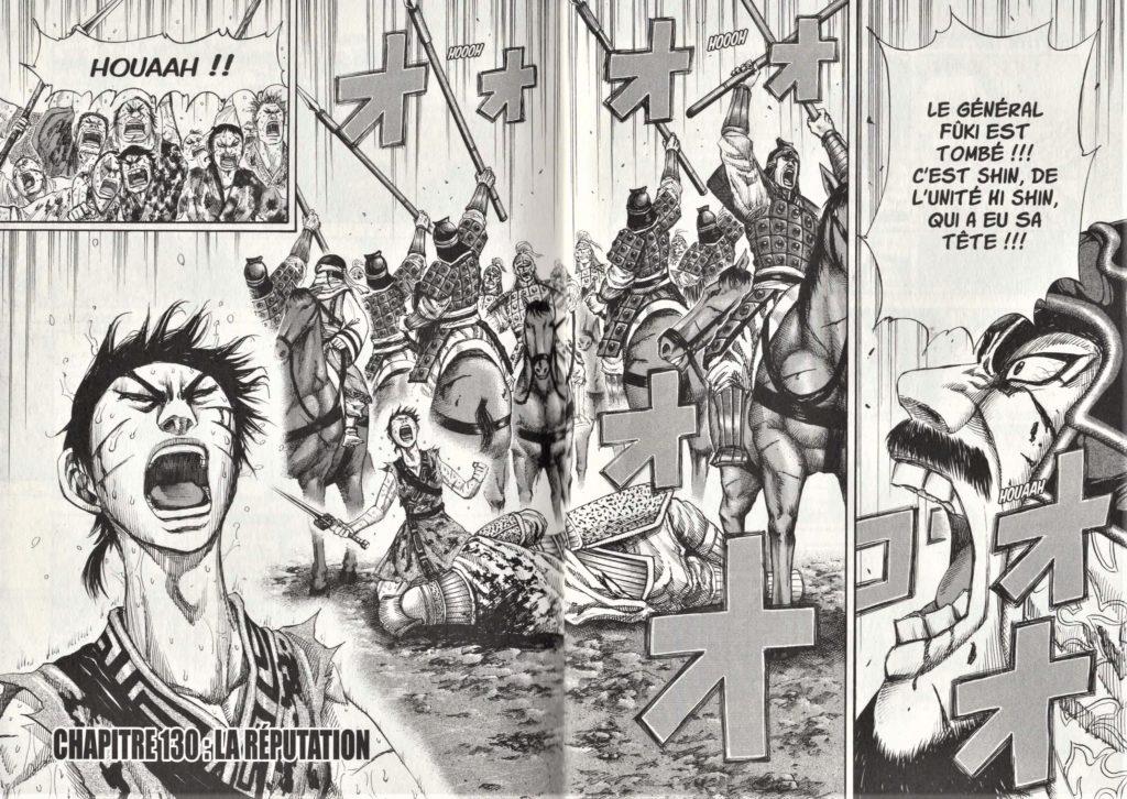 Visuel Kingdom Tome 13