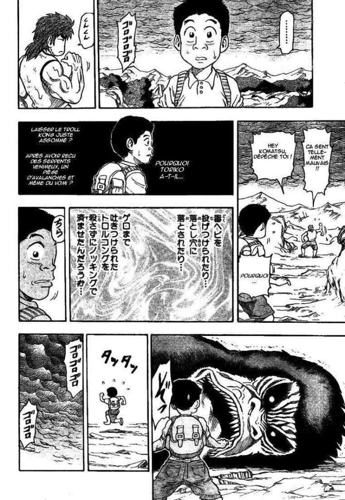 4 bonnes raisons de lire Toriko