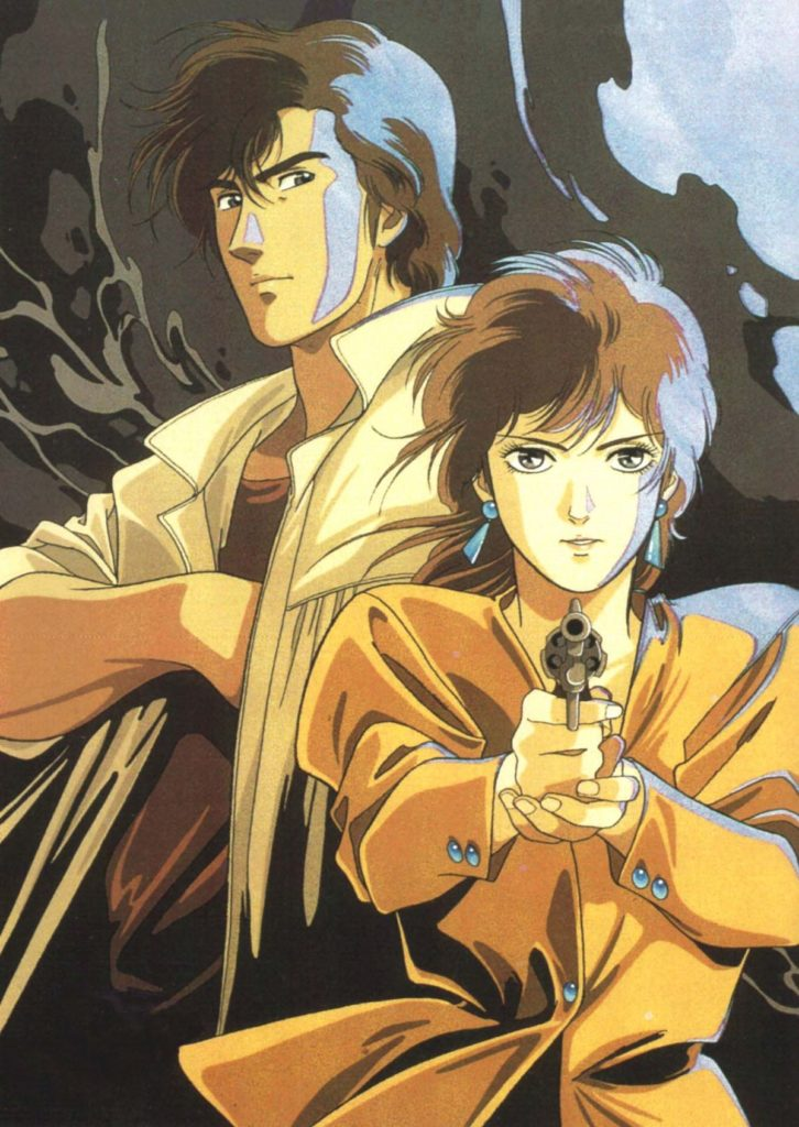 City Hunter Nicky Larson Films et OAV sur Netflix
