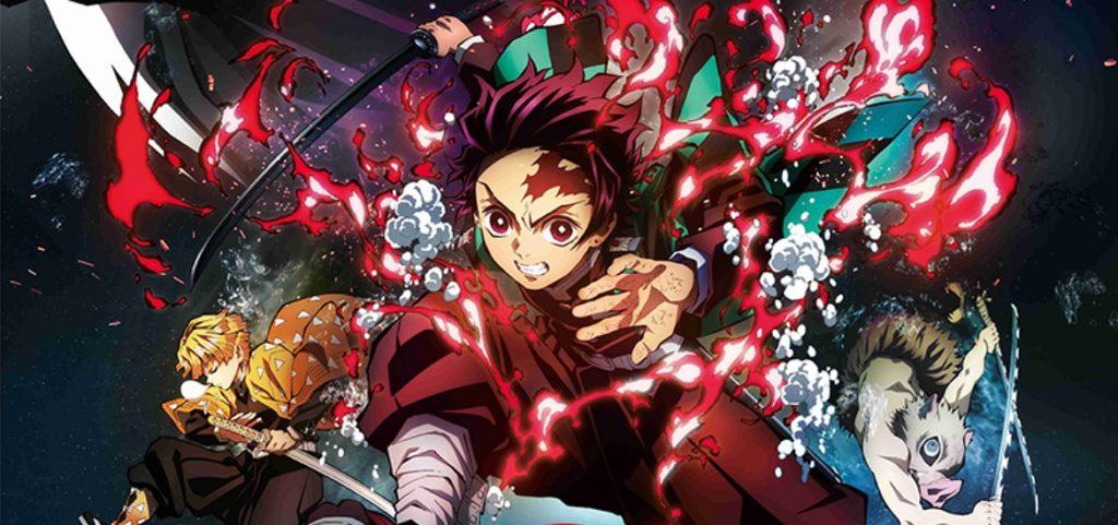 Kimetsu no Yaiba Demon Slayer le Train de l'infini Trailer LiSA Fire