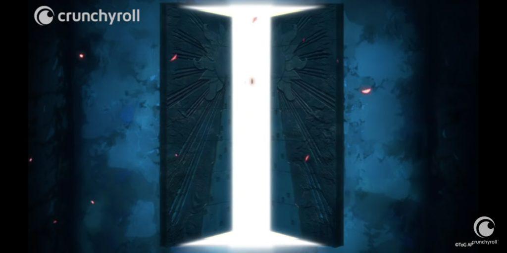 Extrait Tower of God épisode 1 Crunchyroll Originals