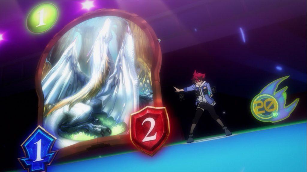 Extrait Shadowverse épisode 1 Crunchyroll