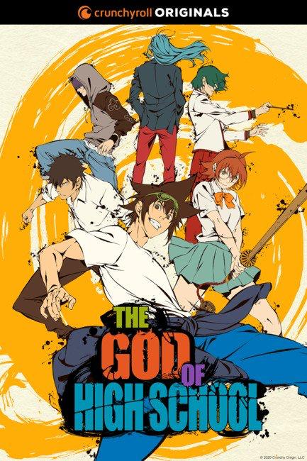 Affiche The God Of Highschool Crunchyroll Originals
