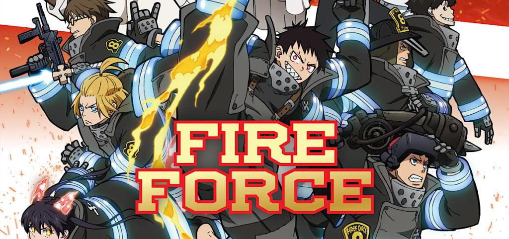 Fire Force S2 Trailer 1 et 2 Date et infos
