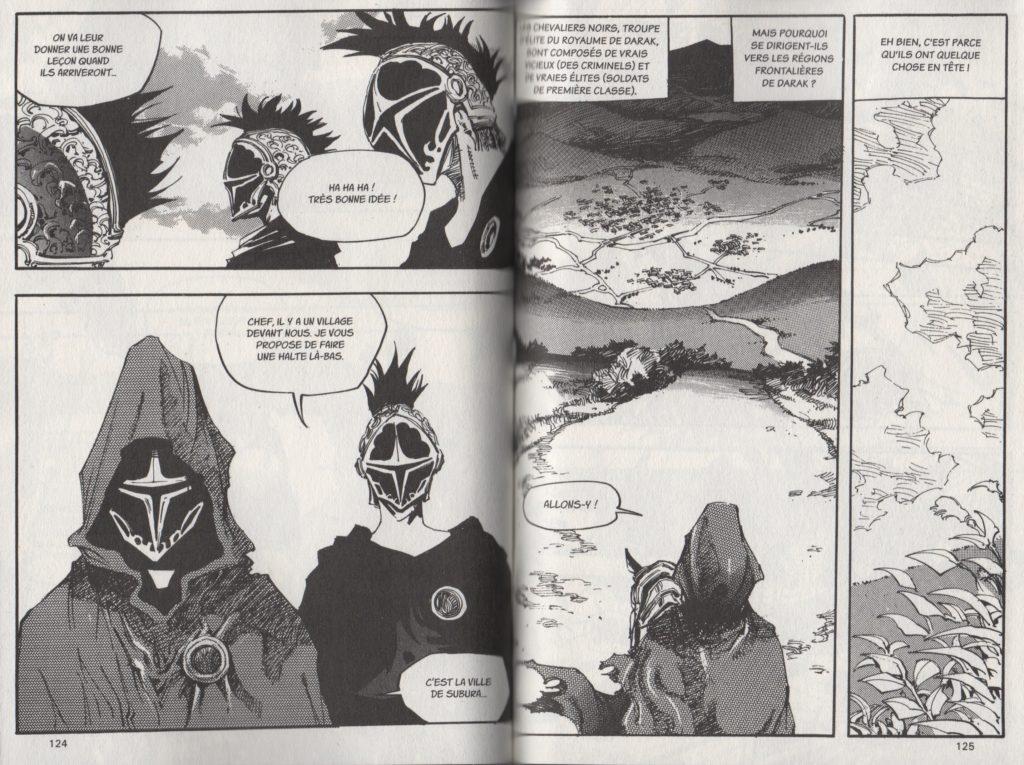 Extrait Arès le soldat errant tome 6 Arc 3 Black Cygnus