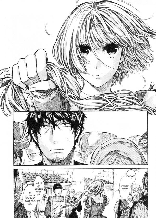 Trouvaille du Nain Arte Manga ou animé