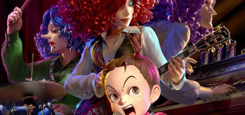 Aya to majo sera le prochain film du studio Ghibli ! (EDIT 3)   Gaak