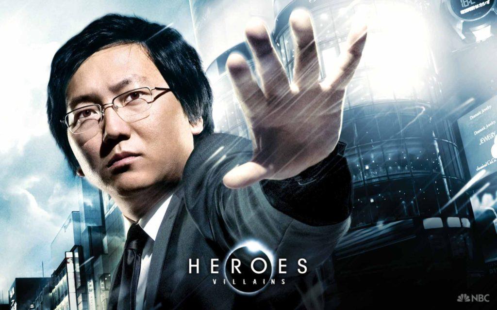 Heroes Hiro Nakamura Masi Oka live action the promised neverland amazon