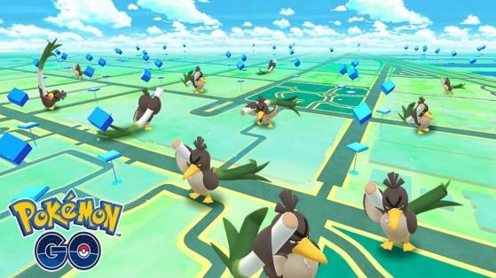 Canarticho de Galar Pokémon Go Pokemon Direct
