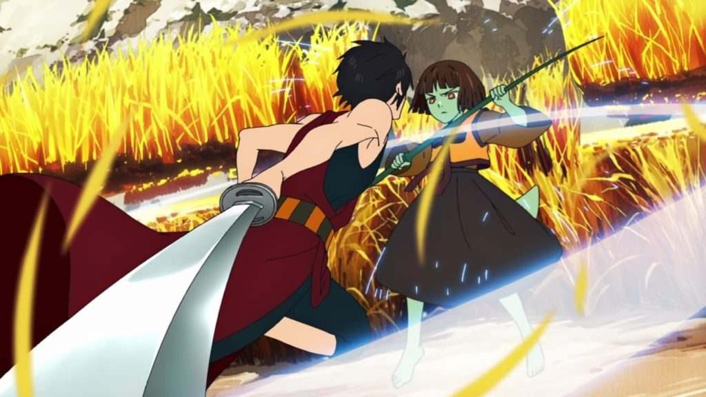 Hatz contre Anak Tower of God Crunchyroll Trouvailles du Nain