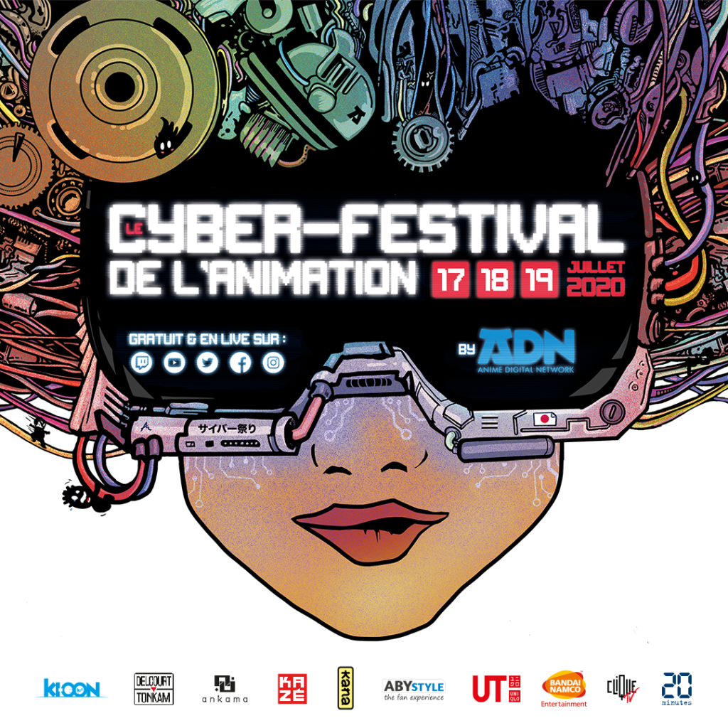 Cyber Festival de L'Animation