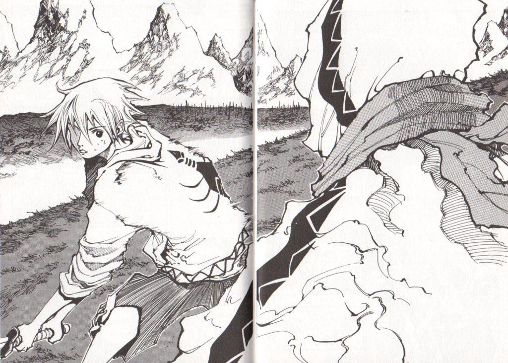 Extrait tome 18 Arès Arc 11 L'invasion de Cronos Les Trésors du Nain Meian Edition Ryu Geum Chul