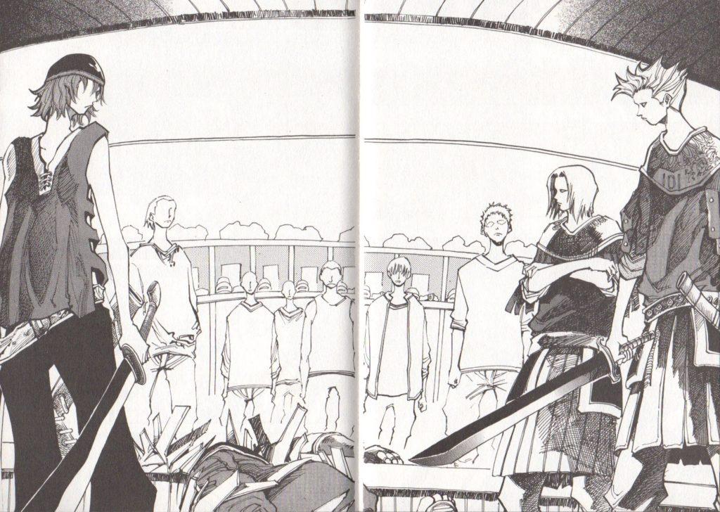 Extrait Tome 15 Arès Arc 10 Le réveil de Arès Meian Editions