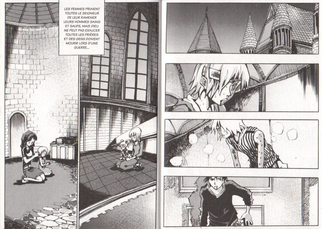 Extrait tome 19 Arès Arc 11 L'invasion de Cronos Les Trésors du Nain Meian Edition Ryu Geum Chul