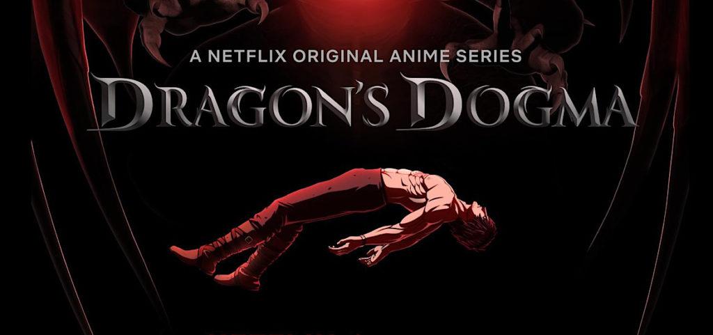 Dragon's Dogma série animée Netflix