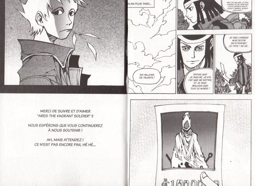 Extrait Tome 24 Arès Arc final Meian Editions Ryu Geum Chul Les Trésors du Nain