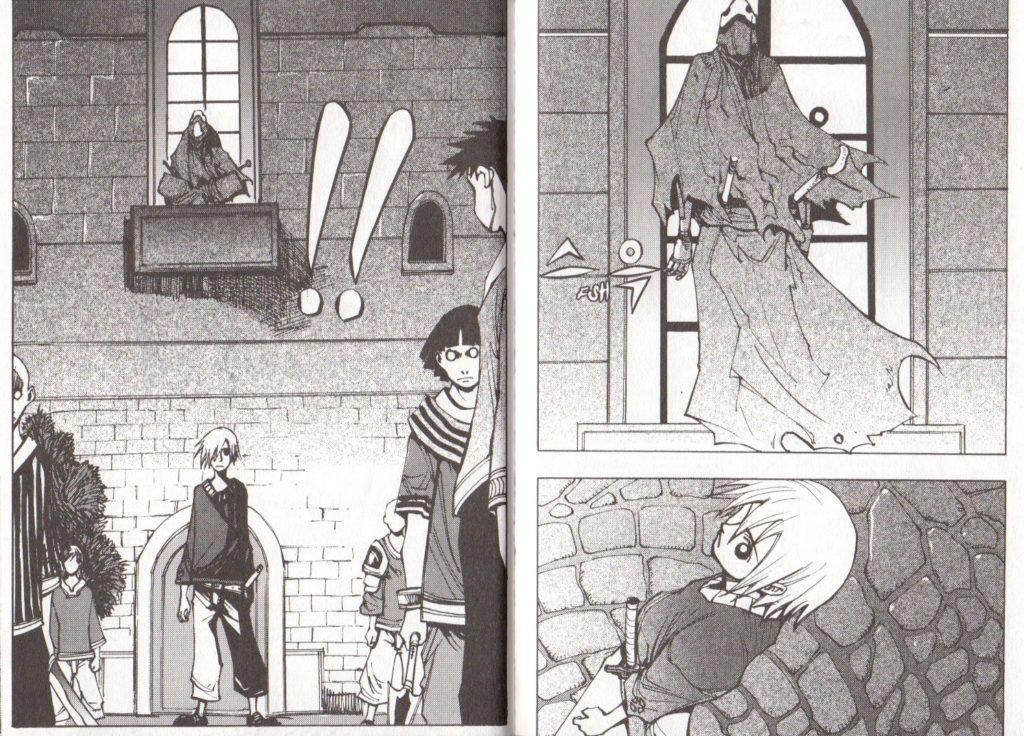 Extrait Tome 25 Arès Arc final Meian Editions Ryu Geum Chul Les Trésors du Nain