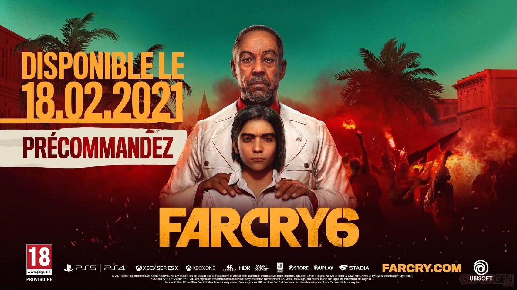 Far Cry 6 annoncé avec un trailer ! #UbisoftForward (EDIT ...