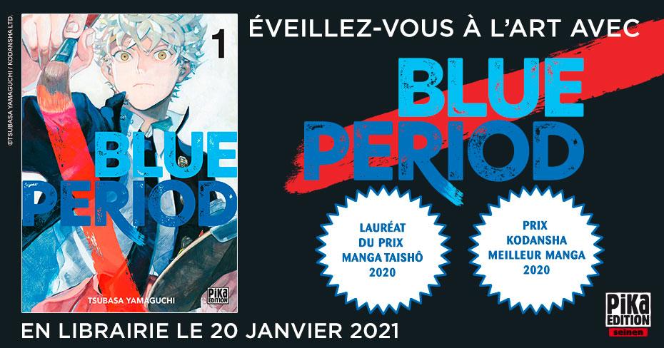 Blue Period Pika Edition