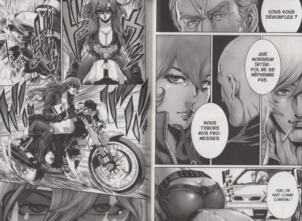 Extrait Pinsaro Sniper Daitan! Meian Edition Tabe Koji Tome 1