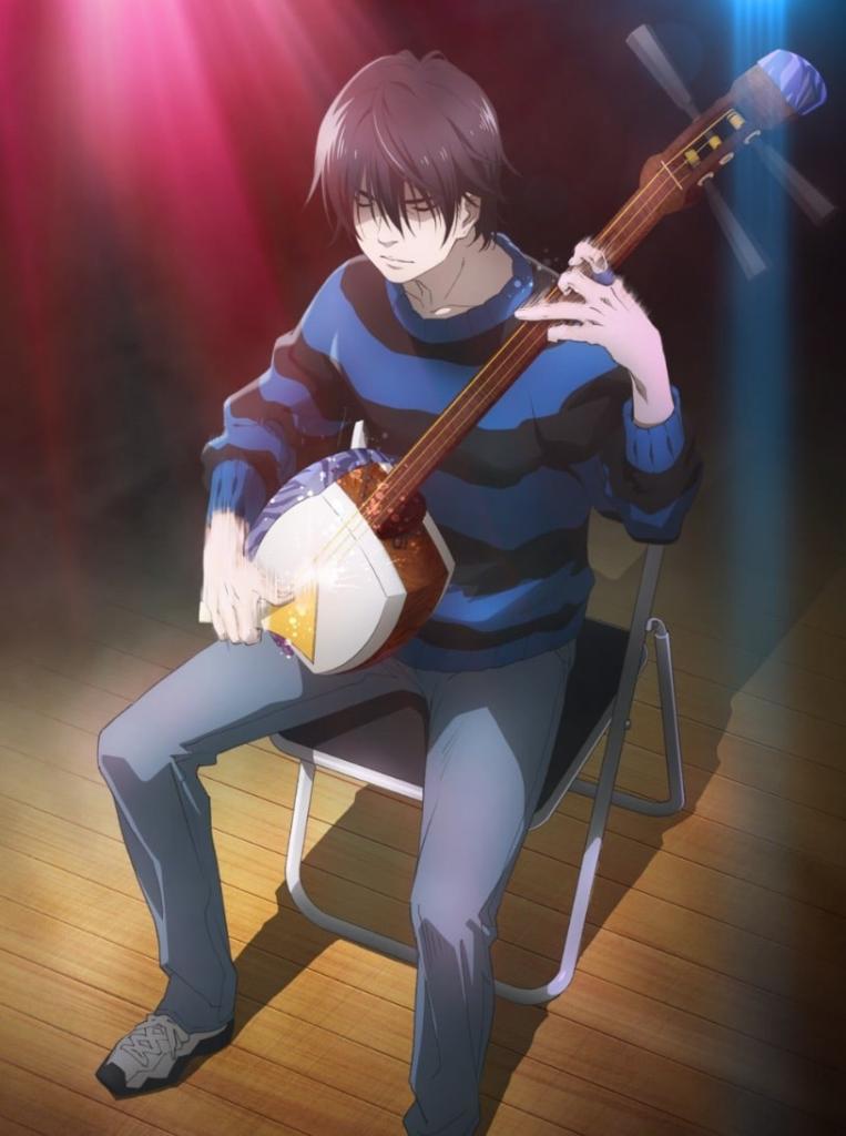Affiche promotionnelle Mashiro no Oto animé