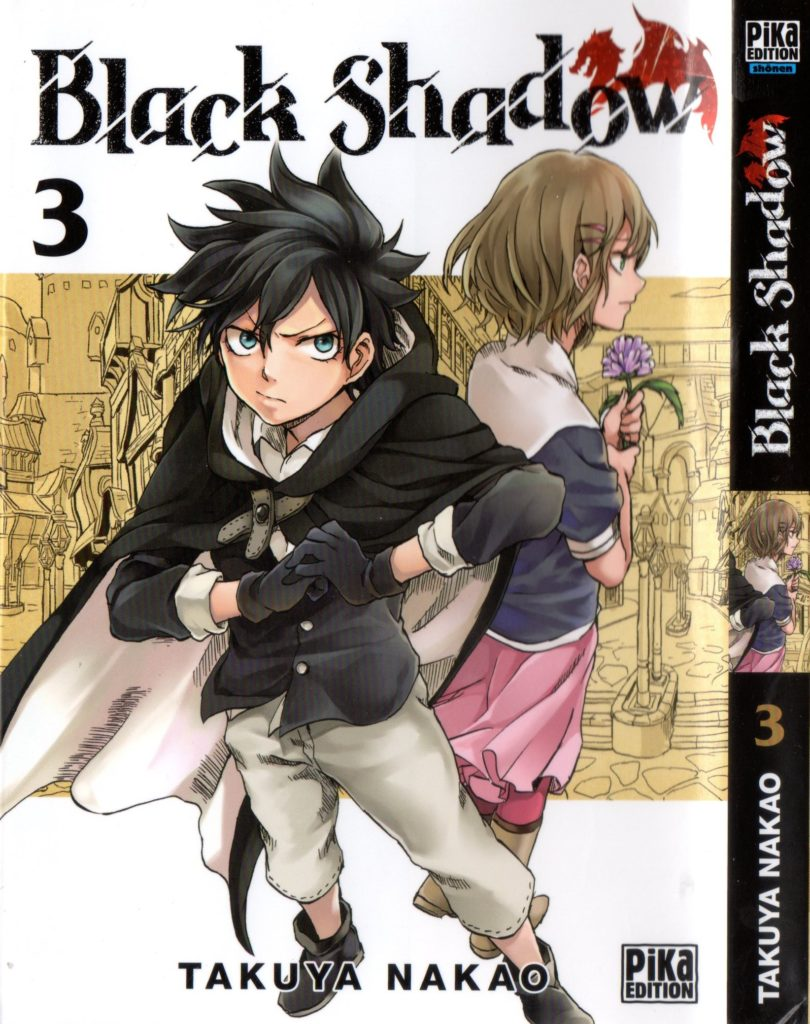 Black Shadow Tome 3