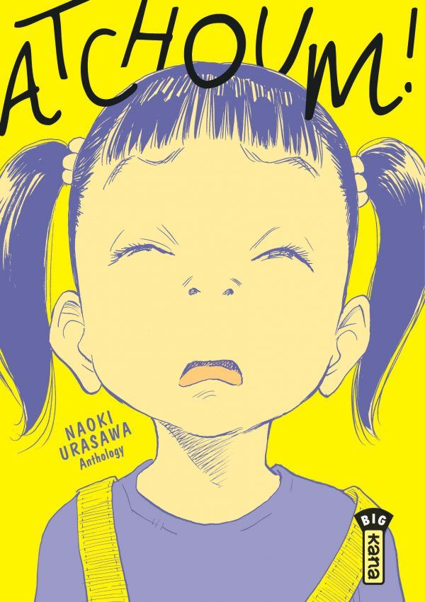 Atchoum ! Naoki Urasawa