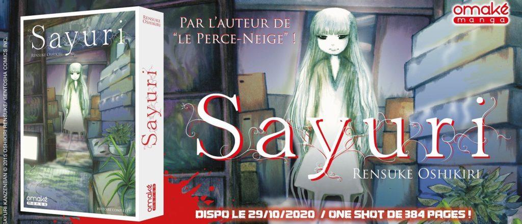 Sayuri Omaké Manga Rensuke Oshikiri Sortie
