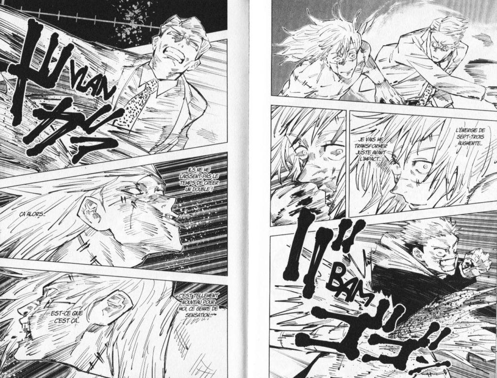 Les Trésors du Nain Jujutsu Kaisen Tome 4 Ki-oon Edition Gege Akutami Extrait