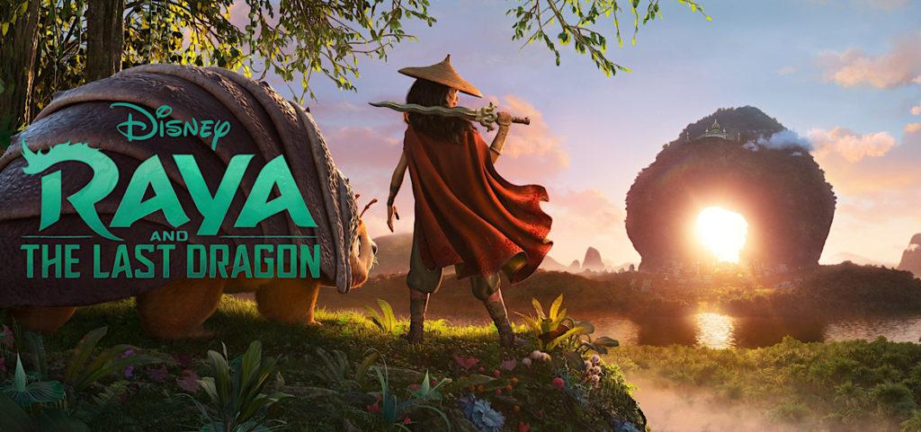 Raya and the Last Dragon Raya et le dernier dragon Disney Trailer Teaser Bande-annonce