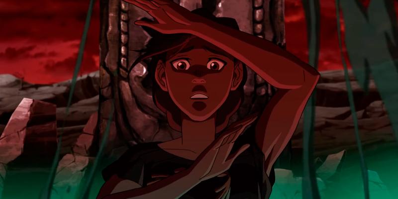 Onyx Equinox Crunchyroll Originals Trailer Teaser Bande-annonce