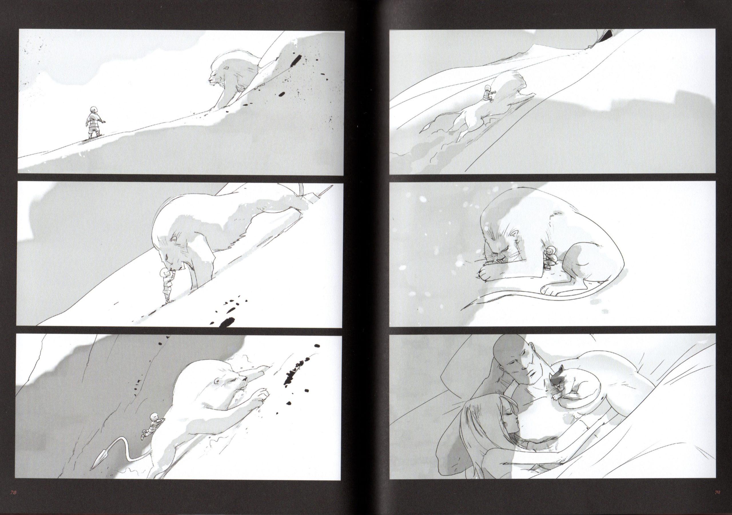 Extrait Blackfury tome 2 La révolte de sky Mahô Editions Stéphane Goddard Adrien Fargue