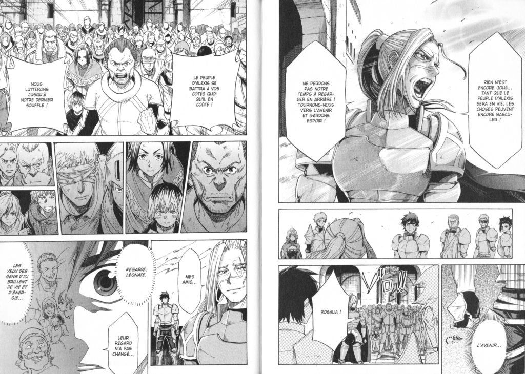 Extrait Les Trésors du Nain The Alexis Empire Chronicle Doki Doki Edition Tome 1 Sato Isamu Awamura Akamitsu Tamago no Kimi