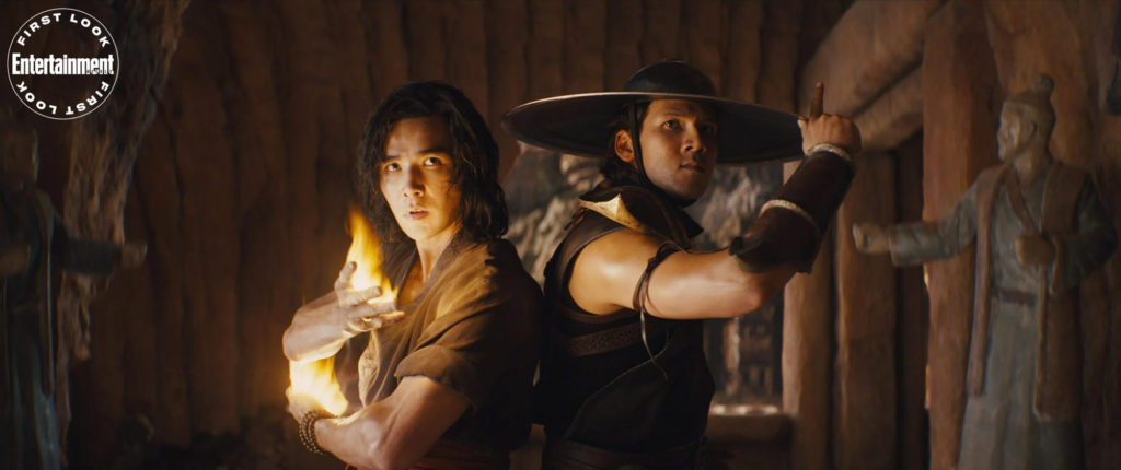 Visuel Mortal Kombat Film Live Action HBO Max