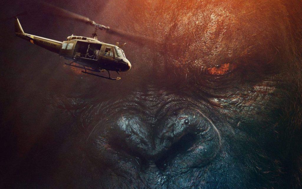 Kong Skull Island Netflix Série d'animation anime Powerhouse studio Castlevania Blood of Zeus