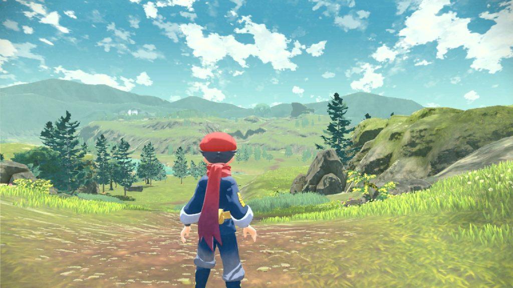 Légendes Pokémon Arceus Open World RPG Breath of the Wild Pokémon Présents Remake 4G Diamant Perle