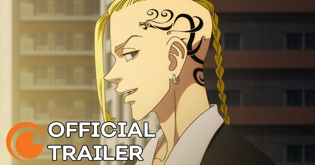 Tokyo Revengers Trailer Teaser Crunchyroll 10 Avril 2021 épisode 1 Liden Films Glénat