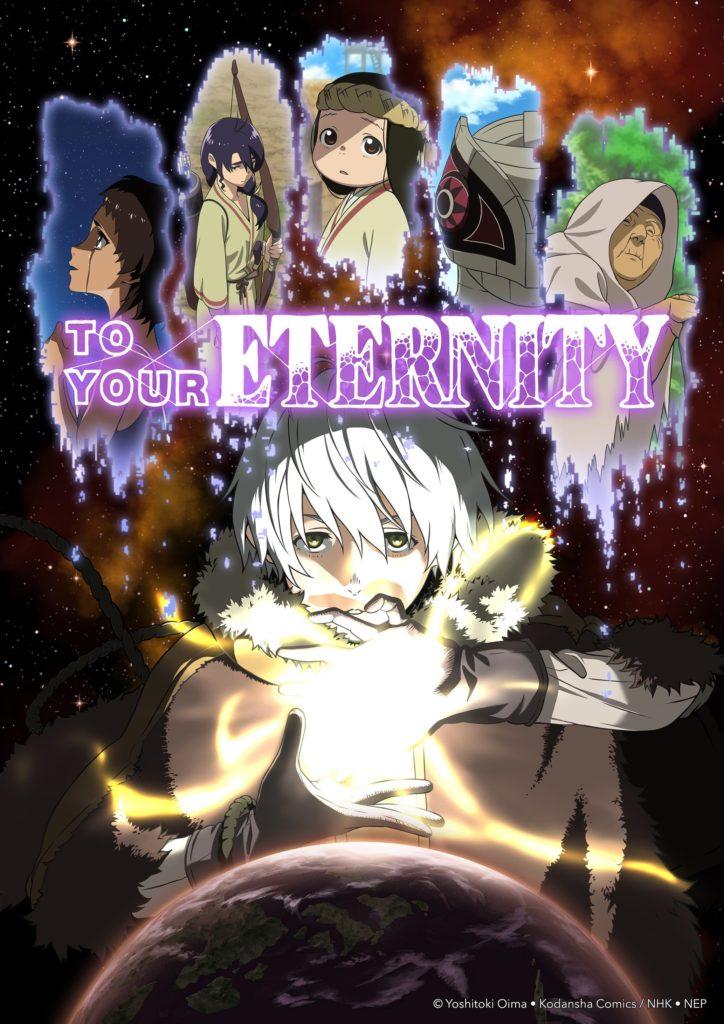 To Your Eternity Anime Visuel Crunchyroll Yoshitoki Oima